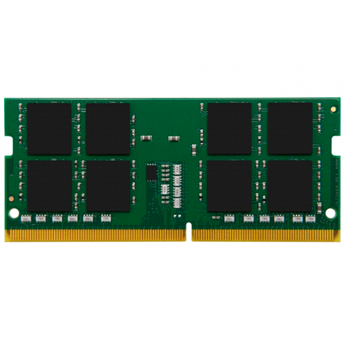 Kingston DRAM Notebook Memory 16GB DDR4 2933MHz Single Rank SODIMM, EAN: 740617311211 0