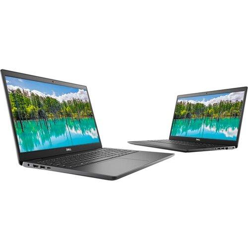 Laptop Dell Latitude 3510 15.6 inch FHD Intel Core i3-10110U 4GB DDR4 128GB SSD UHD Graphics Linux Black 2