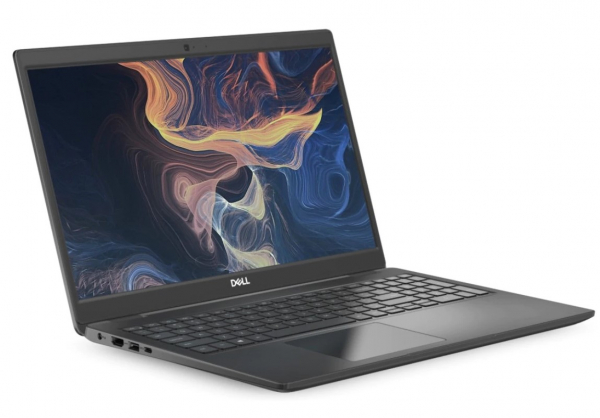 "Laptop Dell Latitude 3510 procesor Intel® Celeron™ 5205U (2 Core, 2M cache, base 1.9GHz), 15.6"", HD, 4GB, 128GB SSD, Intel® UHD Graphics, Linux, black 0"