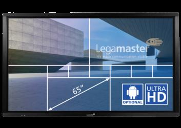 LEGAMASTER e-Screen ETX-6510 UHD 2