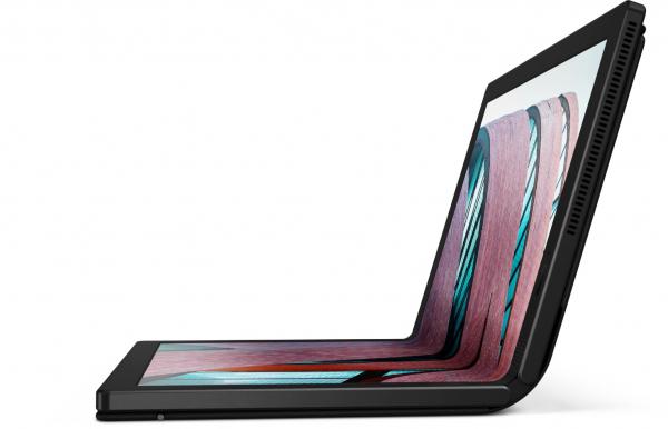 """Laptop 2in1 LENOVO ThinkPad X1 FOLD Gen 1, cu ecran pliabil, Intel Core i5-L16G7 (5C / 5T, 1.4 / 3.0GHz, 4MB), 8GB, 512GB SSD, 13.3"""" QXGA,  Windows 10 Pro 64 2"""