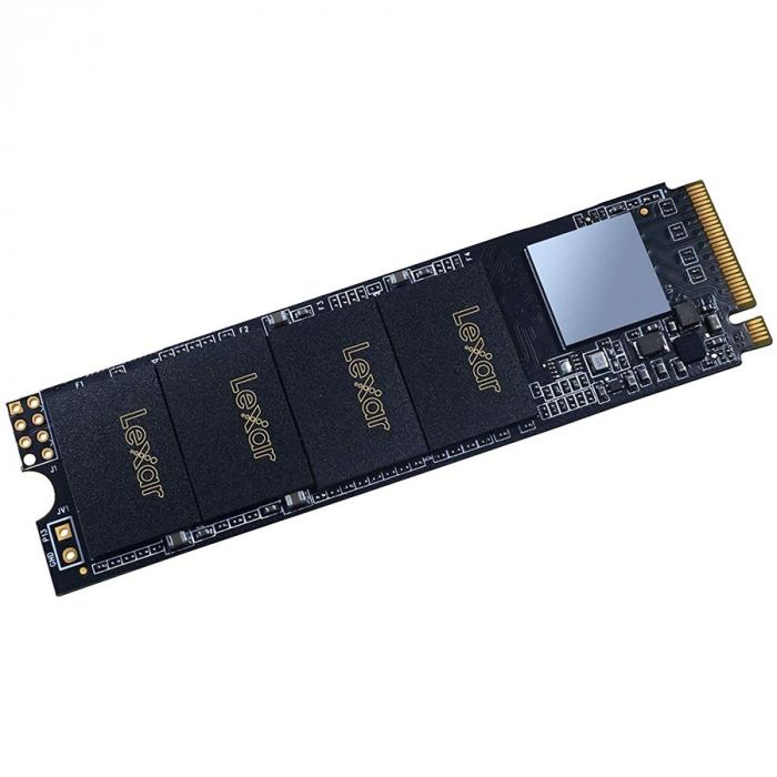 LEXAR NM610 250GB SSD, M.2 2280, PCIe Gen3x4, up to 2100 MB/s read and 1600 MB/s write 0