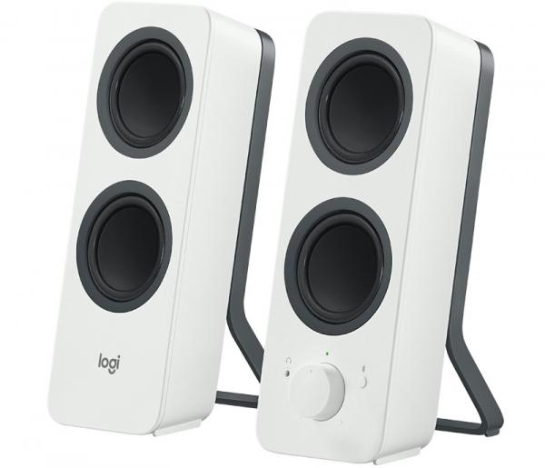 LOGITECH Audio System 2.1 Z207 with Bluetooth # EMEA - OFF WHITE 0