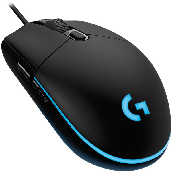 LOGITECH G203 LIGHTSYNC Gaming Mouse - BLACK - EMEA 1