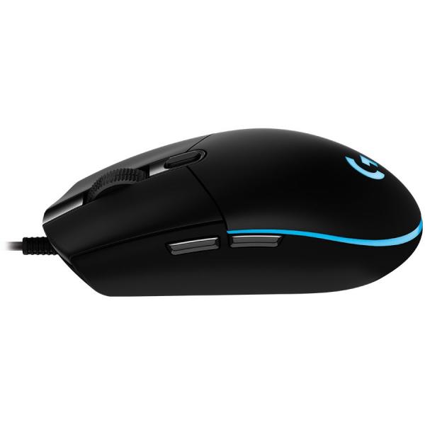 LOGITECH G203 LIGHTSYNC Gaming Mouse - BLACK - EMEA 2