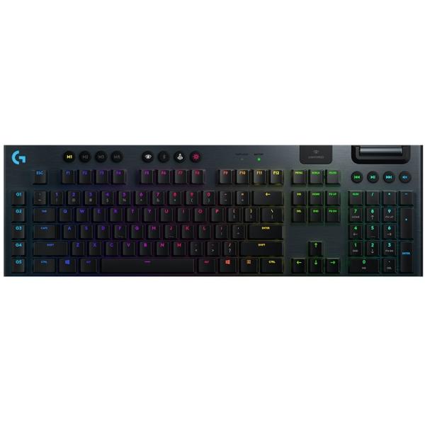 Logitech G915 Wireless RGB Mechanical Gaming Keyboard (Linear switch) 0