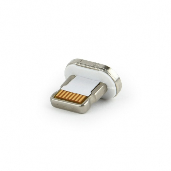 """Magnetic USB cable connector tip, 8-pin """"CC-USB2-AMLM-8P"""" 0"""