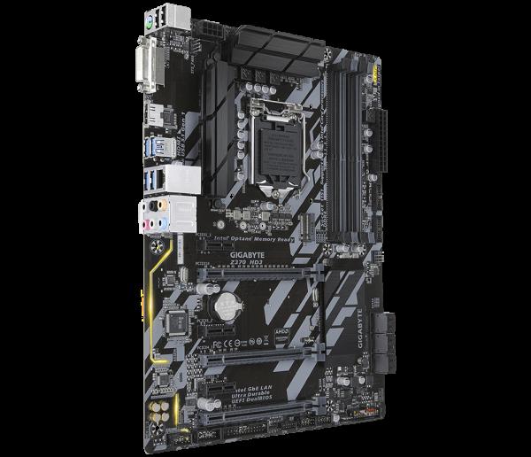 "MB skt 1151  (INTEL Z370)  Gigabyte ""Z370 HD3"" 2"