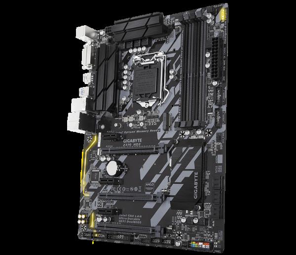 "MB skt 1151  (INTEL Z370)  Gigabyte ""Z370 HD3"" 0"