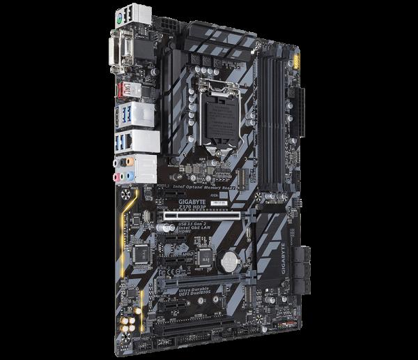 "MB skt 1151  (INTEL Z370)  Gigabyte ""Z370 HD3P"" 2"