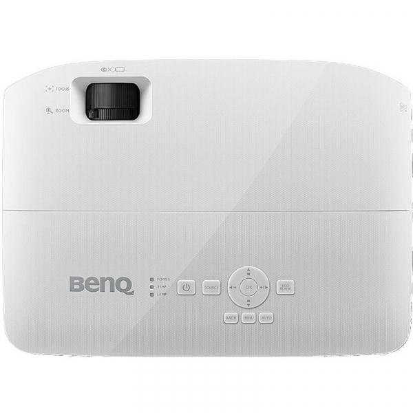 Videoproiector BenQ MS535, SVGA, 3600 lumeni, alb 1