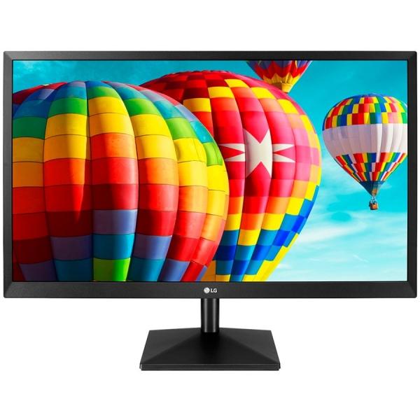 Monitor LED LG 27MK430H-B 27\'\' FreeSync, IPS, 1920x1080, 75Hz, 250cd, 178/178, 1000:1, 5ms, AntiGlare, VGA, HDMI, Audio out, VESA 100X100 0