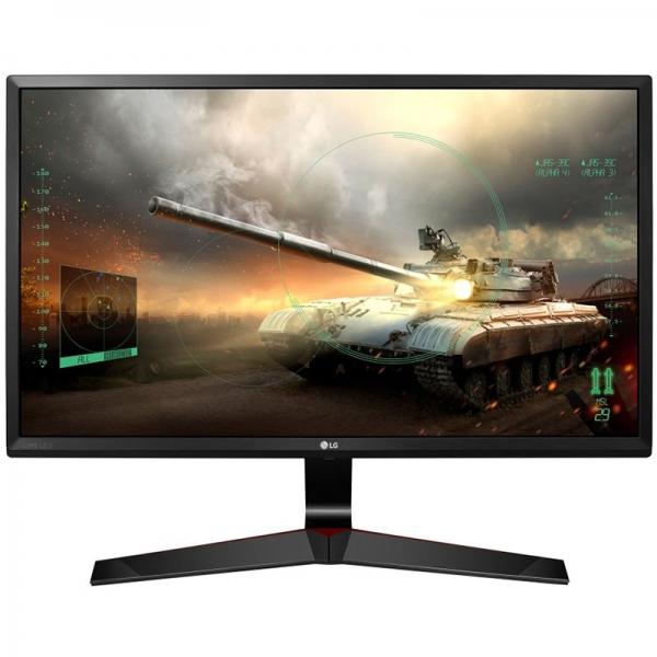 """Monitor LED LG 27MP59G-P 27\'\', 1920x1080, IPS, 5M:1, 5ms GTG, 1ms, MBR178/178, 250cd/m2, HDMI, DisplayPort, Black """"27MP59G-P"""" 0"""
