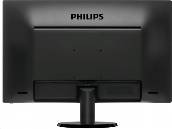 "Monitor LED PHILIPS 273V5LHSB/00 (27"""", 1920x1080, LED Backlight, 1000:1, 10000000:1(DCR), 170/160, 5ms, HDMI/DVI/VGA) Black 2"