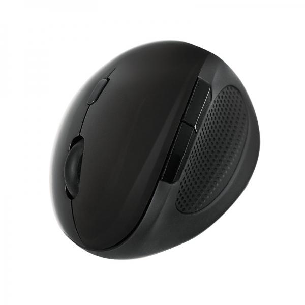 "MOUSE LOGILINK wireless, 1600dpi, 5 butoane, 1 rotita scroll, ergonomic, black ""ID0139"" (include timbru verde 0.1 lei) 1"
