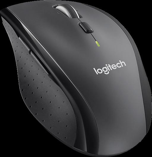 "MOUSE Logitech ""M705"" Marathon Wireless Mouse, black ""910-001949""  (include timbru verde 0.01 lei) 1"