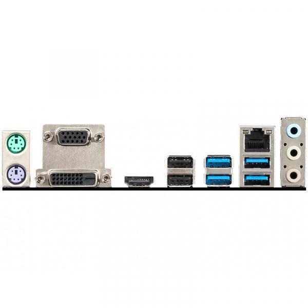 MSI Main Board Desktop B450 (SAM4, 2xDDR4, 1xPCI-Ex16, 2xPCI-Ex1, USB3.2, USB2.0, 4xSATA III, M.2, Raid, VGA, DVI-D, HDMI, GLAN) mATX Retail [2]