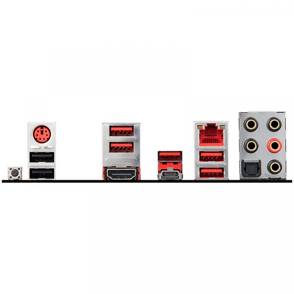 MSI Main Board Desktop X570 (SAM4, 4xDDR4, 1xPCI-Ex16, 1xPCI-Ex4, 3xPCI-Ex1, 6xSATA III, 2xM2, RAID, HDMI, USB3.2, USB2.0, GLAN) ATX Retail 3