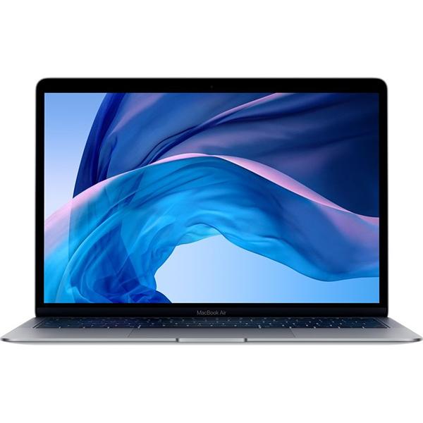 Notebook / Laptop Apple 13.3'' MacBook Air 13 IPS Retina, Intel i5 1.6GHz(pana la 3.6GHZ), 8GB, 128GB SSD, GMA UHD 617, MacOS Mojave, Space Grey, INT keyboard 0