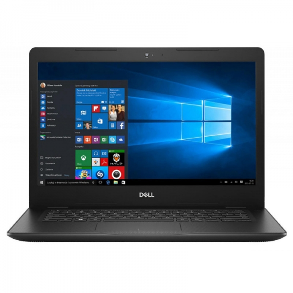 Notebook / Laptop Dell Vostro 3480 Intel Core Whiskey Lake (8th Gen) i5-8265U 256GB SSD 8GB Win10 Pro FullHD Black 0