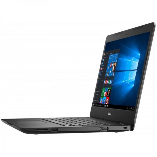Notebook / Laptop Dell Vostro 3480 Intel Core Whiskey Lake (8th Gen) i5-8265U 256GB SSD 8GB Win10 Pro FullHD Black 4