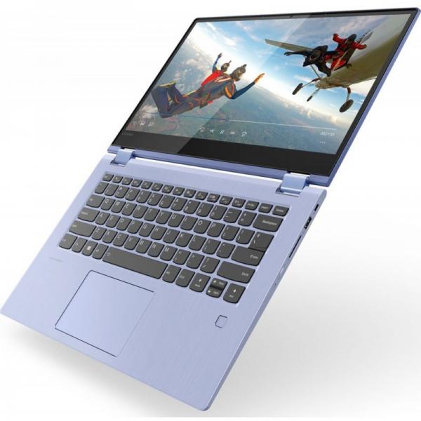 "NOTEBOOK 2 in 1/Touchscreen, Yoga, 530-14IKB, Core i5, CPU i5-8250U, 1600 MHz, Screen 14"", Touchscreen, Resolution 1920x1080, RAM 8GB, DDR4, Frequency speed 2400 MHz, SSD 512GB, VGA card Intel UHD Gra 3"