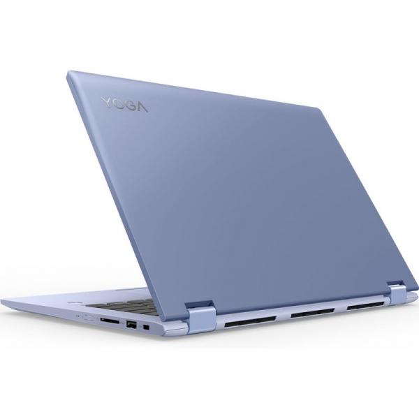 "NOTEBOOK 2 in 1/Touchscreen, Yoga, 530-14IKB, Core i5, CPU i5-8250U, 1600 MHz, Screen 14"", Touchscreen, Resolution 1920x1080, RAM 8GB, DDR4, Frequency speed 2400 MHz, SSD 512GB, VGA card Intel UHD Gra 1"