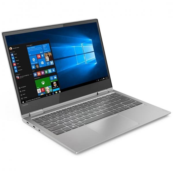 "NOTEBOOK 2 in 1/Touchscreen, Yoga, 730-13IKB, Core i5, CPU i5-8250U, 1600 MHz, Screen 13.3"", Touchscreen, Resolution 1920x1080, RAM 8GB, Max 16GB, DDR4, Frequency speed 2400 MHz, SSD 256GB, VGA card I 2"