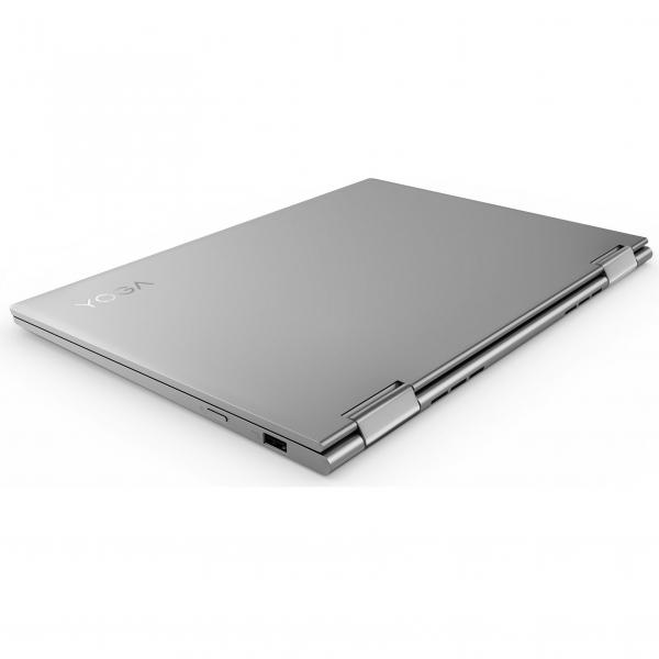 "NOTEBOOK 2 in 1/Touchscreen, Yoga, 730-13IKB, Core i5, CPU i5-8250U, 1600 MHz, Screen 13.3"", Touchscreen, Resolution 1920x1080, RAM 8GB, Max 16GB, DDR4, Frequency speed 2400 MHz, SSD 256GB, VGA card I 5"