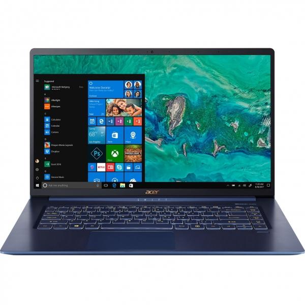 "NOTEBOOK ACER Lightweight/Touchscreen | Swift | SF515-51T-57W7 | Core i5 | CPU i5-8265U | 1600 MHz | Screen 15.6"" | Touchscreen | 1920x1080 | RAM 8GB | DDR4 | SSD 256GB | VGA card Intel UHD Graphics 6 0"
