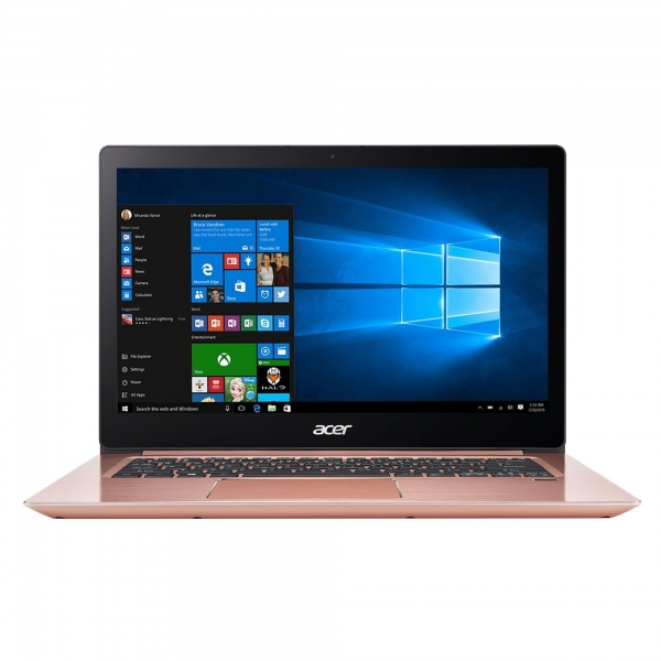 "NOTEBOOK ACER Swift | SF314-52-56NU | Core i5 | CPU i5-7200U | 2500 MHz | Screen 14"" | Resolution 1920x1080 | Screen type Glossy IPS | RAM 8GB | DDR4 | SSD 512GB | VGA card Intel HD Graphics 620 | Int 0"
