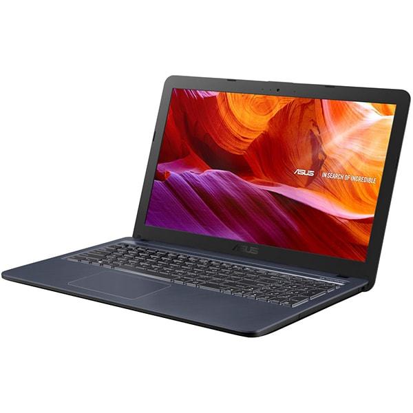 "Laptop ASUS X543MA cu procesor Intel® Celeron® N4000 pana la 2.60 GHz, 15.6"", HD, 4GB, 256GB SSD, Intel® UHD, Licenta Windows 10 Home, Star Grey 2"