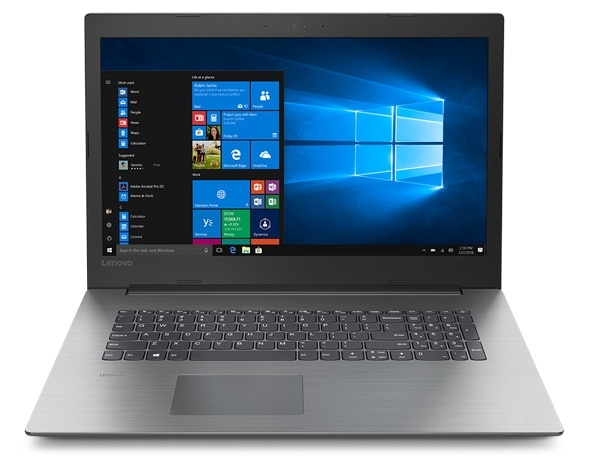 """NOTEBOOK IdeaPad, 330-17ICH, Core i5, CPU i5-8300H, 2300MHz, Chipset Intel HM370 Express, Screen 17.3"""", Rez.1920x1080, Screen Non-Glare IPS, RAM 4GB, Max 16GB, DDR4, Frequency speed 2400 MHz, HDD 1TB, 0"""