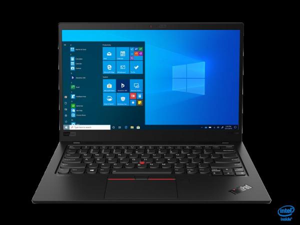 Ultrabook Lenovo ThinkPad X1 Carbon 8th gen, Intel Core i7-10510U, 14inch Touch, RAM 16GB, SSD 1TB, Intel UHD Graphics, 4G, Windows 10 Pro, Black 1