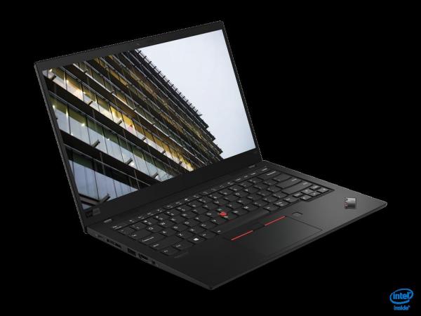 Ultrabook Lenovo ThinkPad X1 Carbon 8th gen, Intel Core i7-10510U, 14inch Touch, RAM 16GB, SSD 1TB, Intel UHD Graphics, 4G, Windows 10 Pro, Black 0