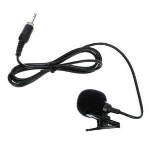 Microfon Lavaliera Wireless, The t.Bone, TWS one, C Lapel, Negru - pentru scoala online 1