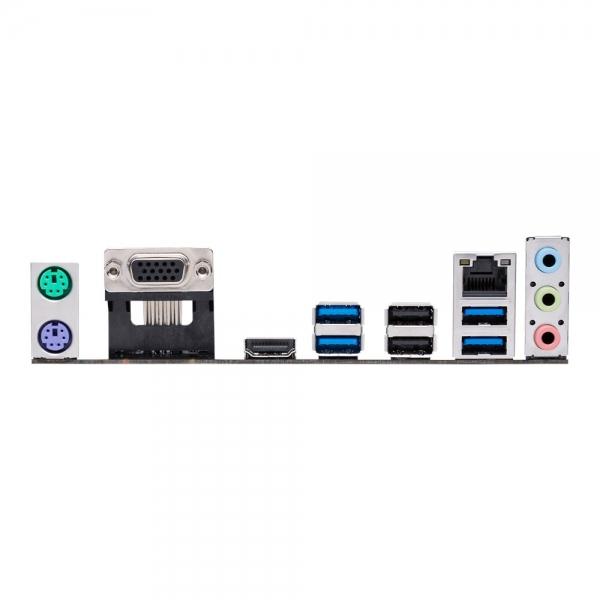 Placa de baza ASUS skt. AM4, AMD A320, PRIME A320M-K,  DDR4 3200MHz, 32Gb/s M.2, HDMI, SATA 6Gb/s, 1* PCIe 3.0/2.0 x16 (x16 mode), 1* PCIe 3.0/2.0 x16 (x8 mode), 2* PCIe 2.0 x1, 4 x SATA 6Gb/s , 6* US 2