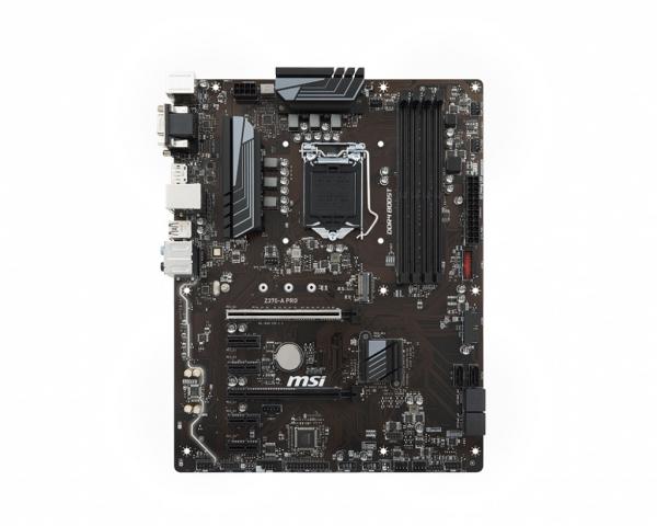Placa de baza MSI Socket 1151 Z370-A PRO 0