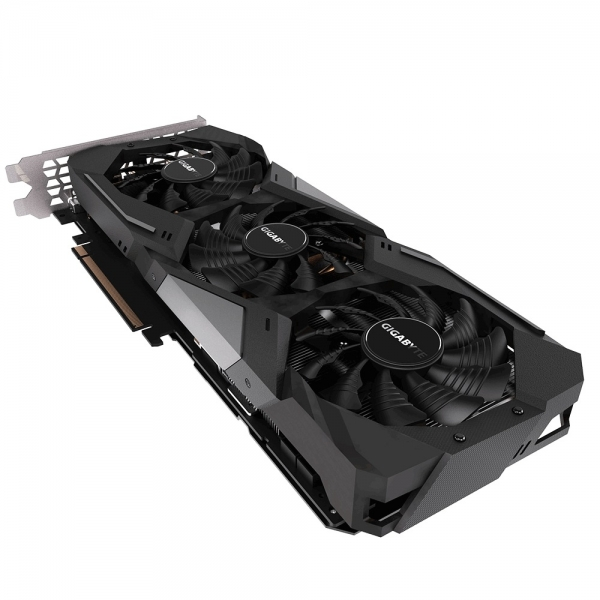 Placa video GIGABYTE NVIDIA GeForce RTX 2070 GAMING OC 8G, PCI-E 3.0 x 16, 8GB GDDR6, 256 bit, Cuda Cores 2304, 3x DisplayPort, 1x HDMI-2.0b, 1x USB Type-C, ATX 3