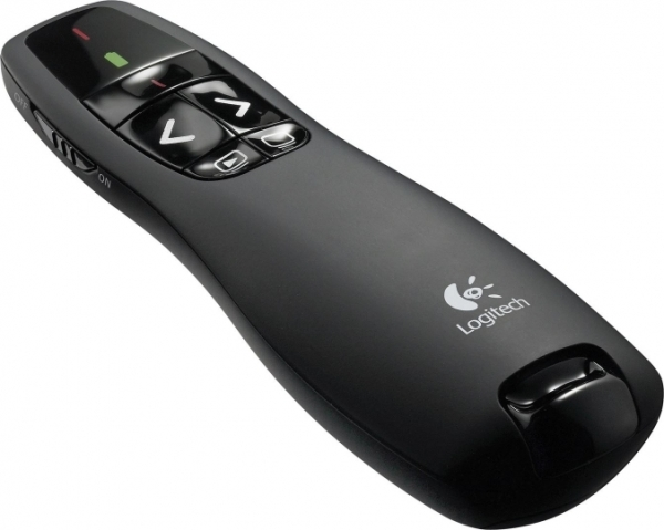"PRESENTER Logitech ""R400"" Wireless Presenter  ""910-001356""  (include timbru verde 0.1 lei) 0"