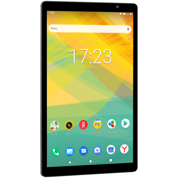 """prestigio grace 4991 4G, PMT4991_4G_D, Single SIM card, have call function, 10.1""""(800*1280) IPS on-cell display, 2.5D TP, LTE, up to 1.6GHz octa core processor, android 9.0, 2G+16GB, 0.3MP+2MP, 5000mA 2"""