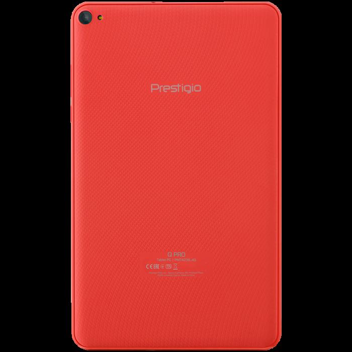 "Prestigio Q PRO,PMT4238_4G_D_RD,Single Micro-SIM, have call fuction, 8.0""WXGA(800*1280)IPS display, up to 1.4GHz quad core processor, android 9.0, 2GB RAM+16GB ROM, 0.3MP front camera+2MP rear camera, [2]"