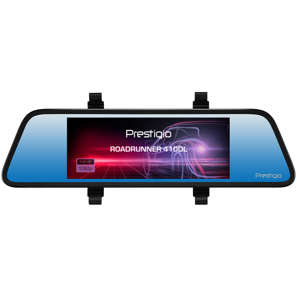 Prestigio RoadRunner 410DL, 6.86\'\' (1280x480) touch display, Dual camera: front - FHD 1920x1080@30fps, HD 1280x720@30fps, rear - VGA 640x480@30fps, CPU SSC8336, 2 MP CMOS GC2063 image sensor, 12 MP  1