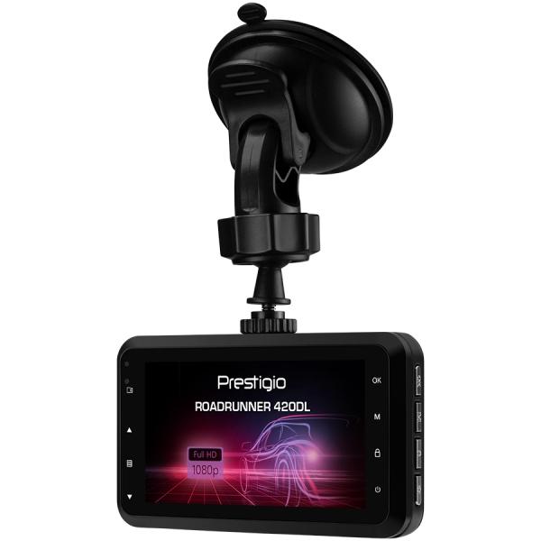 Prestigio RoadRunner 420DL, 3.0\'\' IPS (640*360) display, Dual Camera: front - FHD 1920x1080@30fps, HD 1280x720@30fps, rear - VGA 640х480@30fps, CPU GP5168, 2 MP CMOS GC2053 image sensor, 12 MP camer 3