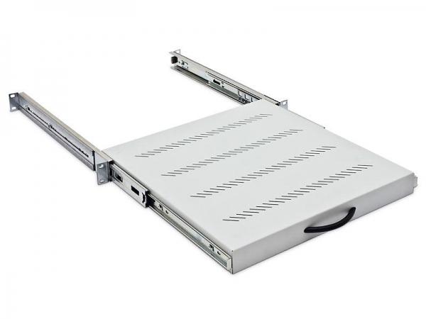 "Raft fix perforat Triton 19"" 1U/350 capacitate incarcare 40kg \'RAC-UP-350-A1"" 0"