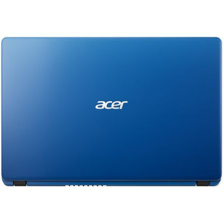 Notebook / Laptop Acer 15.6'' Aspire 3 A315-54K, FHD, Procesor Intel Core i3-8130U (4M Cache, up to 3.40 GHz), 4GB DDR4, 256GB SSD, GMA UHD 620, Linux, Blue 3