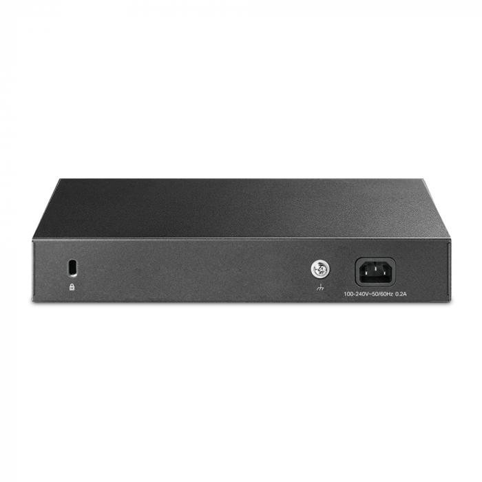 """ROUTER TP-LINK wired Gigabit, 1 WAN + 2 LAN + 2 WAN/LAN + 1 Gigabit SFP, """"TL-ER7206"""" (include timbru verde 1.5 lei) [2]"""