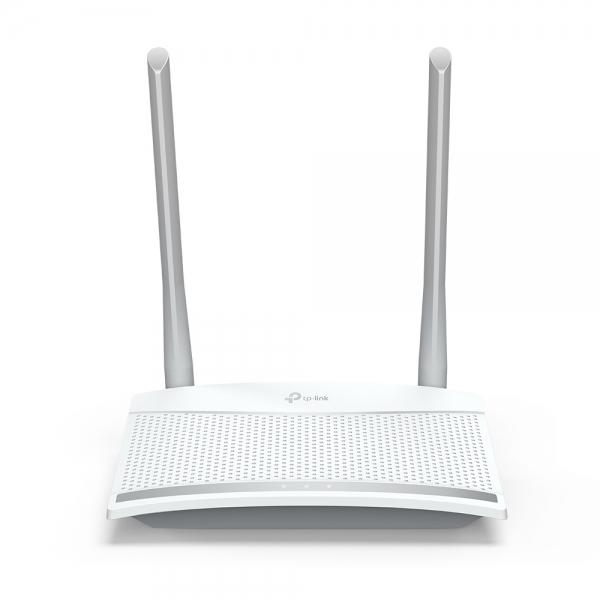 """ROUTER TP-LINK wireless  300Mbps, 2 porturi 10/100Mbps, 2 antene externe, 2T2R, """"TL-WR820N"""" 0"""