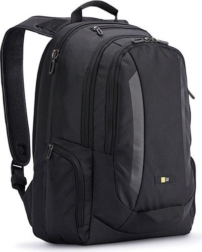 "RUCSAC CASE LOGIC notebook 15.6"", nylon, 2 compartimente, buzunar interior tableta, 3 buzunare frontale, 2 buzunare laterale, black, ""RBP315""/3201632 [0]"