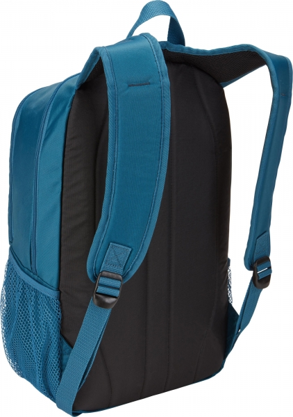 """RUCSAC CASE LOGIC notebook 15.6"""", poliester, 2 compartimente, buzunar interior tableta, buzunar frontal, 2 buzunare laterale, blue """"WMBP115MID""""/3203406 2"""